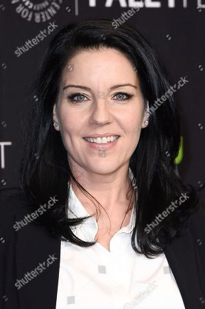 "Stock Photo of Andrea Parker attends the 34th annual PaleyFest: ""Pretty Little Liars"" event at the Dolby Theatre, in Los Angeles"