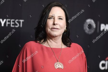 """I. Marlene King attends the 34th annual PaleyFest: """"Pretty Little Liars"""" event at the Dolby Theatre, in Los Angeles"""