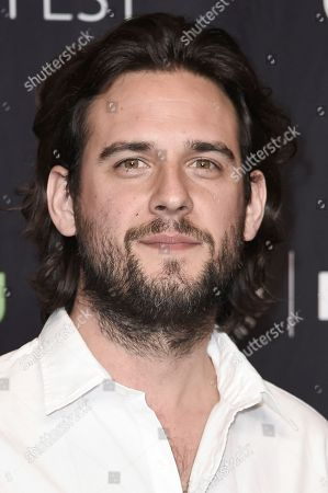 "Roberto Patino attends the 34th annual PaleyFest: ""Westworld"" event at the Dolby Theatre, in Los Angeles"