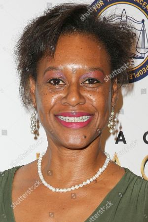 Stock Picture of Laurens Grant arrives at the 48th NAACP Image Awards Nominees' Luncheon at the Loews Hollywood Hotel, in Los Angeles
