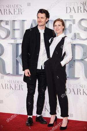 Editorial photo of Britain Fifty Shades Darker - European film premiere, London, United Kingdom - 9 Feb 2017