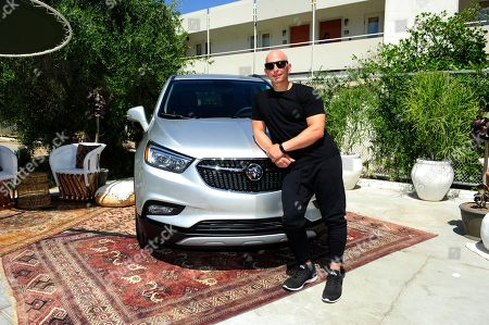 Buick Encore Backstage Classes hosted by celebrity trainer and fitness expert Harley Pasternak at the Ace Hotel and Swim Club, in Palm Springs, Calif. This wellness event showed festival goers how to stay fit and healthy while road tripping