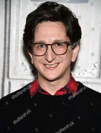 "Actor Paul Rust participates in the BUILD Speaker Series to discuss the Netflix series ""Love"" at AOL Studios, in New York"