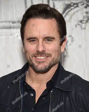 "Actor Charles Esten participates in BUILD Speaker Series to discuss the television series ""Nashville"" at AOL Studios, in New York"