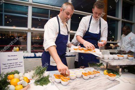 Editorial image of Careers Through Culinary Arts Program Benefit 2017, New York, USA - 8 Mar 2017