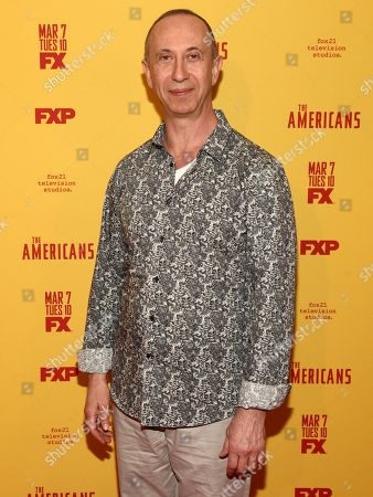 "Stock Picture of Boris Lee Krutonog attends FX's ""The Americans"" season five premiere at the DGA Theater, in New York"