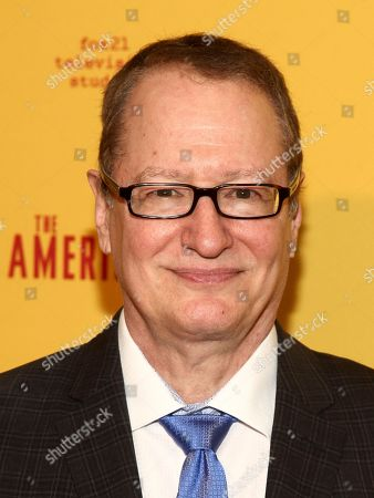 "Stephen Schiff attends FX's ""The Americans"" season five premiere at the DGA Theater, in New York"