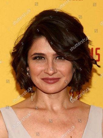 "Vera Cherny attends FX's ""The Americans"" season five premiere at the DGA Theater, in New York"