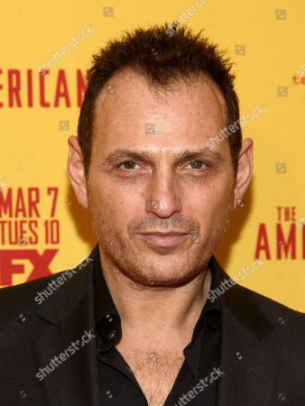"Stock Picture of Lev Gorn attends FX's ""The Americans"" season five premiere at the DGA Theater, in New York"