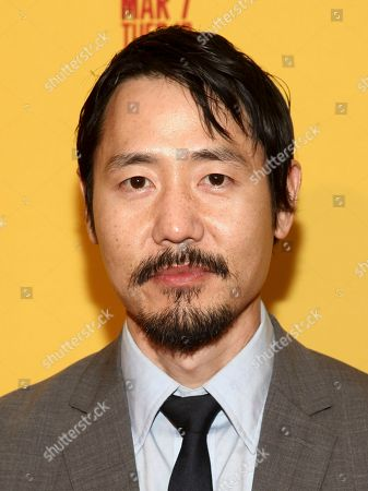 """Rob Yang attends FX's """"The Americans"""" season five premiere at the DGA Theater, in New York"""