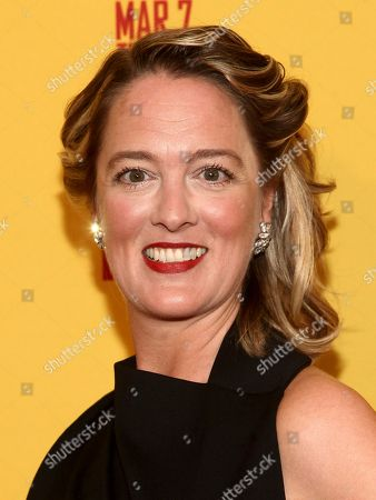 """Polly Lee attends FX's """"The Americans"""" season five premiere at the DGA Theater, in New York"""
