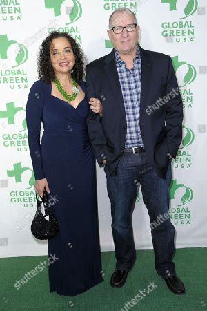 Editorial picture of Global Green 14th Annual Pre-Oscar Party, Los Angeles, USA - 22 Feb 2017