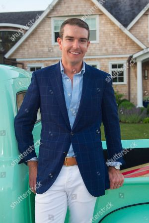 Photographer Gray Malin attends Hamptons Magazine cover artist party for Gray Malin at a private estate in Watermill, in New York