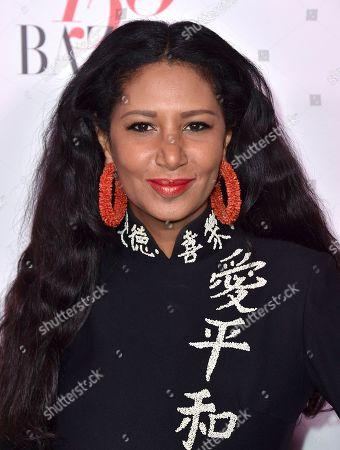 Editorial photo of Harper's BAZAAR's 150 Most Fashionable Women, Los Angeles, USA - 27 Jan 2017