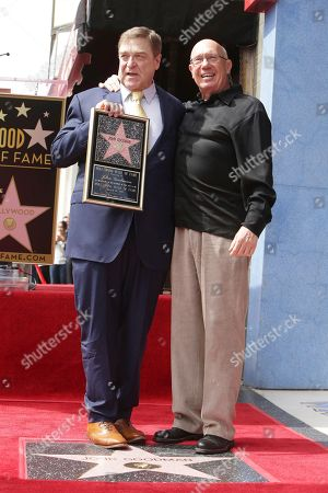 Editorial picture of John Goodman Honored with Star on the Hollywood Walk of Fame, Los Angeles, USA - 10 Mar 2017