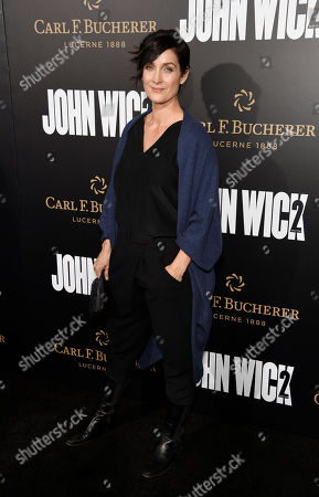 """Editorial photo of LA Premiere of """"John Wick: Chapter 2"""" - Arrivals, Los Angeles, USA - 30 Jan 2017"""