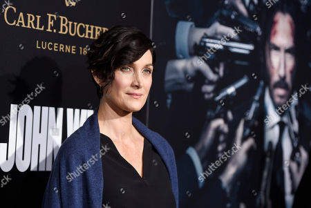 Carrie Ann Moss Stock Photos Editorial Images And Stock Pictures