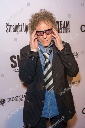 """Editorial photo of LA Premiere of """"SHOT! The Psycho-Spiritual Mantra of Rock"""" - Arrivals, Los Angeles, USA - 5 Apr 2017"""
