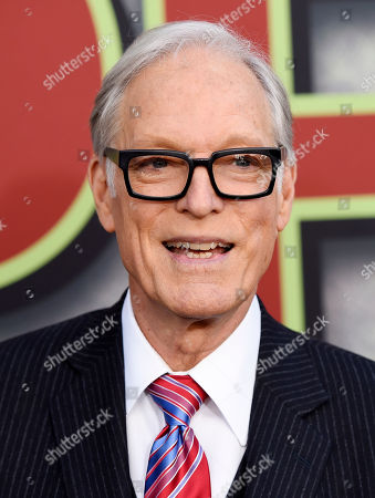 """Actor Richard Chamberlain poses at the premiere of the Showtime series """"Twin Peaks"""" at The Theatre at Ace Hotel, in Los Angeles"""
