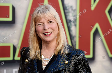 """Stock Image of Candy Clark poses at the premiere of the Showtime series """"Twin Peaks"""" at The Theatre at Ace Hotel, in Los Angeles"""