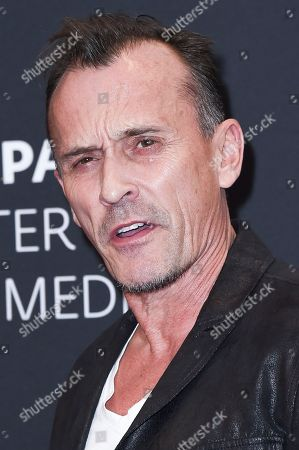 """Stock Photo of Robert Knepper attends the Los Angeles special screening of """"Prison Break"""" Season Five, in Beverly Hills, Calif"""