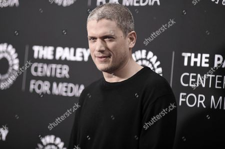 """Stock Photo of Wentworth Miller attends the Los Angeles special screening of """"Prison Break"""" Season Five, in Beverly Hills, Calif"""