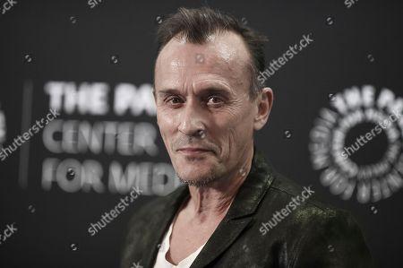 "Robert Knepper attends the Los Angeles special screening of ""Prison Break"" Season Five, in Beverly Hills, Calif"