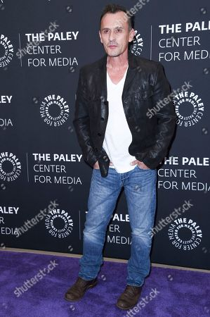 "Robert Knepper attends the Los Angeles special screening of ""Prison Break"" Season Five, in Beverly Hills, Calif"