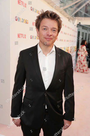 Christian Ditter seen at Netflix 'Girlboss' Premiere at ArcLight Hollywood on Monday, April 17th, 2017, in Los Angeles, CA