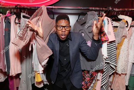 Alphonso McAuley seen at Netflix 'Girlboss' Premiere after party at Le Jardin lounge on Monday, April 17th, 2017 in Los Angeles, CA