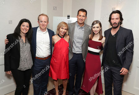 Editorial picture of Netflix original film 'To The Bone' specdial screening, Los Angeles, USA - 29 Jun 2017