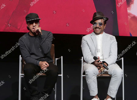 """Editorial photo of Netflix original series """"The Get Down"""" FYC Panel, Los Angeles, USA - 27 Apr 2017"""