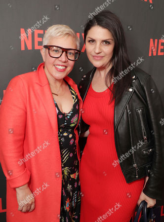 """Editorial picture of Netflix original series """"The Get Down"""" FYC Panel, Los Angeles, USA - 27 Apr 2017"""
