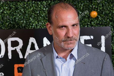"Nick Sandow attends Netflix's ""Orange Is the New Black"" season five premiere event at Catch, in New York"