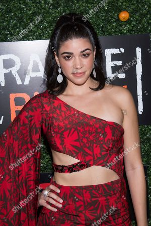 """Karina Ortiz attends Netflix's """"Orange Is the New Black"""" season five premiere event at Catch, in New York"""