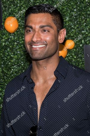 "Gerrard Lobo attends Netflix's ""Orange Is the New Black"" season five premiere event at Catch, in New York"