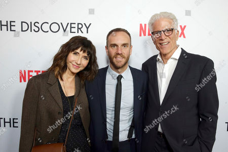 Editorial picture of Netflix's The Discovery Premiere, Los Angeles, USA - 29 Mar 2017