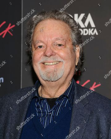 "Russ Tamblyn attends the premiere of ""Paint It Black"" at the Museum of Modern Art, in New York"