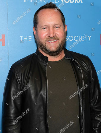 "Beau Flynn attends a ""Baywatch"" screening, hosted by The Cinema Society and Hugo by Hugo Boss, at Landmark Sunshine Cinema, in New York"