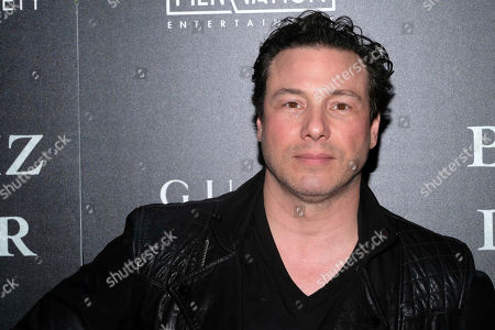 "Rocco DiSpirito attends a ""Beatriz at Dinner"" screening, hosted by The Cinema Society and Gucci, at Metrograph, in New York"