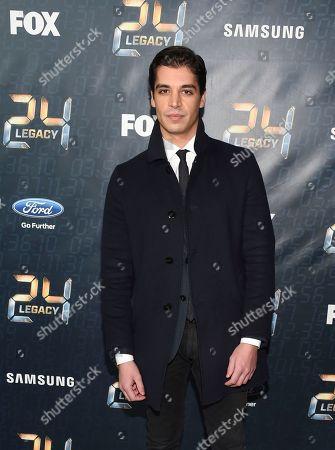 "Editorial photo of NY Season Premiere of ""24: Legacy"", New York, USA - 30 Jan 2017"