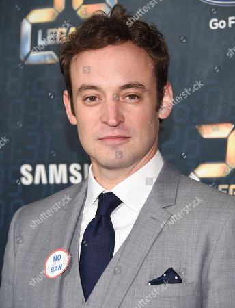 """Actor Charlie Hofheimer attends the season premiere of """"24: Legacy"""" at Spring Studios, in New York"""