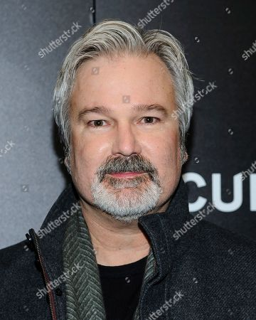"Stock Image of Gore Verbinski attends a special screening of ""A Cure For Wellness"", hosted by The Cinema Society, at Landmark Sunshine Cinema, in New York"