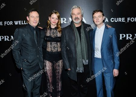 "Editorial picture of NY Special Screening of ""A Cure For Wellness"", New York, USA - 13 Feb 2017"
