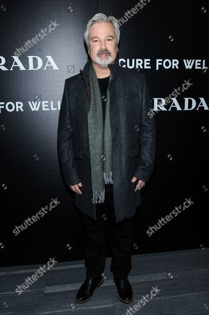 "Gore Verbinski attends a special screening of ""A Cure For Wellness,"" hosted by The Cinema Society, at Landmark Sunshine Cinema, in New York"