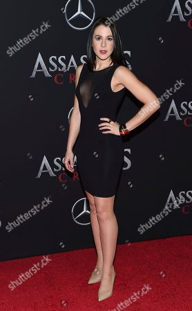 """Editorial picture of NY Special Screening of """"Assassin's Creed"""", New York, USA - 13 Dec 2016"""
