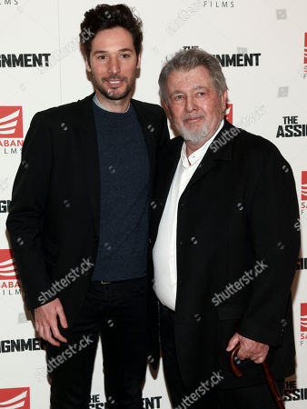 """Editorial photo of NY Special Screening of """"The Assignment"""", New York, USA - 3 Apr 2017"""