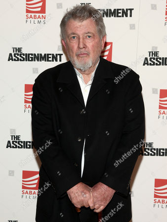 """Walter Hill attends a special screening of """"The Assignment"""" at The Whitby Hotel, in New York"""
