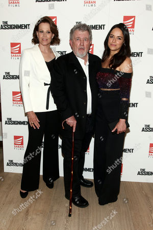 """Editorial image of NY Special Screening of """"The Assignment"""", New York, USA - 3 Apr 2017"""
