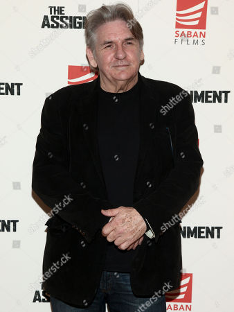 """Denis Hamill attends a special screening of """"The Assignment"""" at The Whitby Hotel, in New York"""